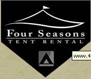 Four Seasons Tent Rentals-Logo
