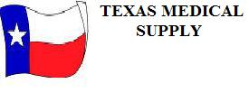 Texas Medical Supply Logo