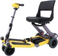 Augusta Mobility Scooter Rentals