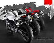 San Diego Ducati Monster 696 Motorcycles For Rent in California