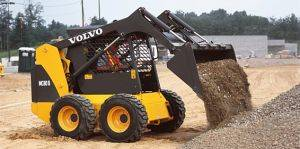 Skidsteer Loader Rentals in Columbus, OH