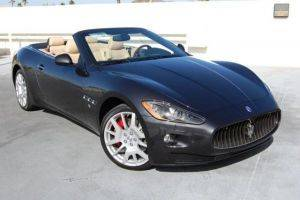 New Jersey Maserati Granturismo Convertible Rental-Luxury Exotic Car For Rent