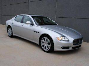 New Jersey Maserati Quattroporte Rental-Luxury Exotic Car For Rent