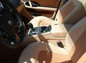 Los Angeles Quattroporte Maserati For Rent - 2 Tone Leather Seats