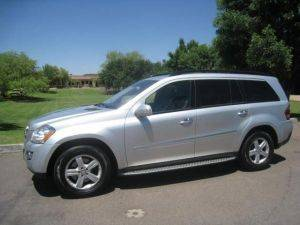 New York City Mercedes-Benz GL350 Rental