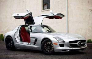 Mercedes Benz SLS AMG Rental