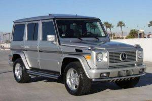 Mercedes-Benz G550 Rental