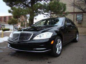 New York City Mercedes-Benz S550 Rental