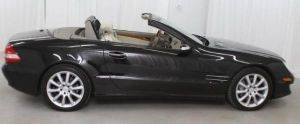 Mercedes-Benz SL 550 Rental