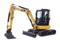 CAT 303 Mini Excavator Rentals New York