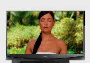 Mitsubishi DLP TV for Rent