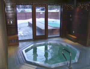 Mountainside Condo #222H Indoor Hot Tub