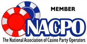 Newport Casino Party Equipment Rentals - Baccarat Poker Tables For Rent - Kentucky Casino Party Event Packages