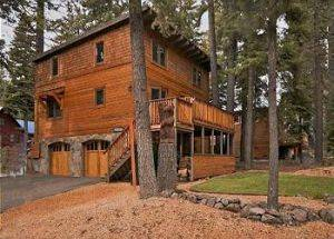 Home Rentals View of Cabin  in Lake Tahoe