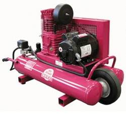 Sacramento Air Compressor Rental in California