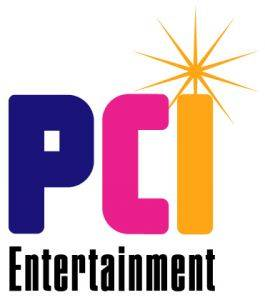 Logo For PCI Entertainment