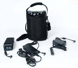 Illinois Respiratory Equipment For Rent - Portable Oxygen Concentrator Rental
