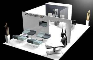 Iowa Trade Show Booth Rental