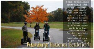 Richmond Segway Tours-Guided Segway Tours