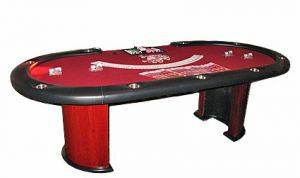 Tampa Casino Game Party Rentals-Texas Hold Em Tables For Rent