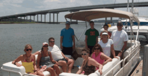Pontoon Boat Rental in Hilton Head, SC