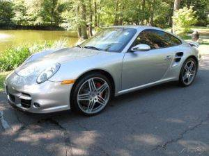 New Jersey Porsche 911 Turbo Rental