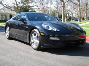 New York City Porsche Panamera For Rent
