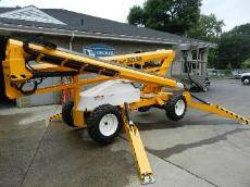 Portable Bucket Lifts For Rent in New York