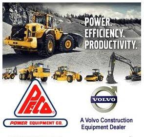 Power Equipment Company Logo