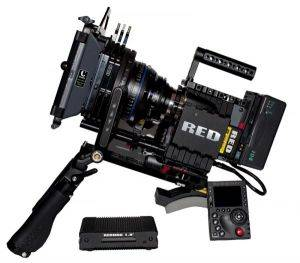 RED Scarlet Hand Held Package