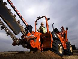 Greenville Trencher Rentals Ditch Witch For Rent South