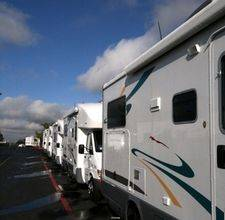 RV Storage Parking in San Antonio TX