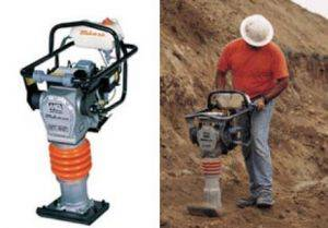 Jumping Jack Tamper Rentals in Acworth and Rome, GA