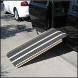 Image of the Portable Ramp