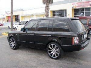 Los Angeles HSE Rang Rover For Rent