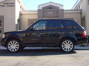New York City Range Rover Sport Rental