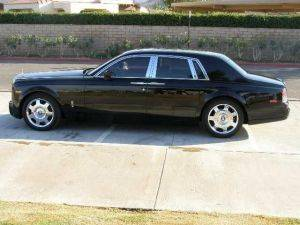 Florida Rolls Royce Phantom Rental