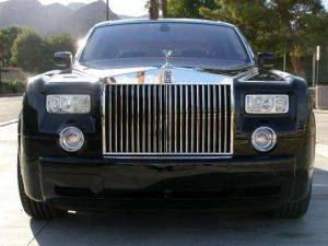 Pennsylvania Rolls Royce Phantom Rental