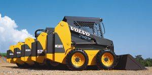 Skidsteer Loader Reantals in Mobile, AL