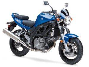 Blue SV650 Suzuki for Rent in Phoenix, AZ