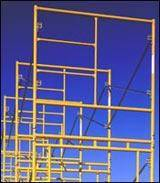 5 foot Exterior Scaffold Rental