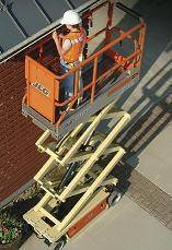 Scissor Lifts 26 FT For Rent