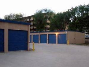 Outdoor Self Storage Units