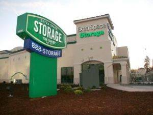 Extra Space Storage facility in Sacramento, CA