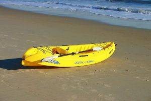 Virginia Beach Single Person Kayak for Rent in Virginia