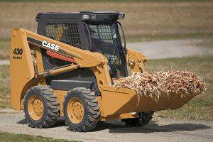 Paducah Case 430 Skidsteer Loaders Rentals in KY