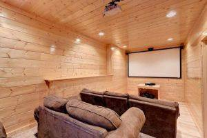 View of Movie Room