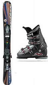 Taos Ski Valley Snowboard Equipment
