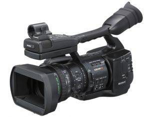 Des Moines Sony PMW-EX1 Video Camera For Rent-Iowa
