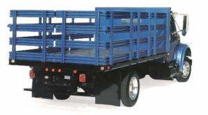 Houston Flat Bed Truck Rentals in Texas